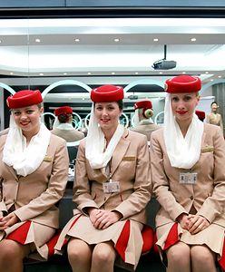 Emirates zatrudni 3,5 tys. pracowników. Linia lotnicza kusi zarobkami