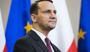 Radosław Sikorski w programie WP