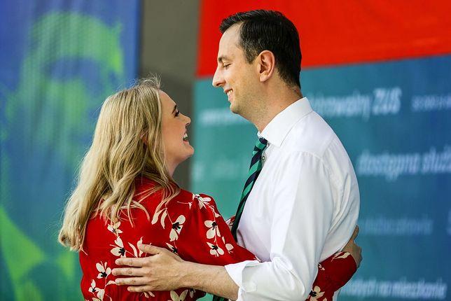 Wybory 2020. Paulina Kosiniak-Kamysz wspiera męża podczas kampanii. Kim jest żona kandydata na prezydenta?