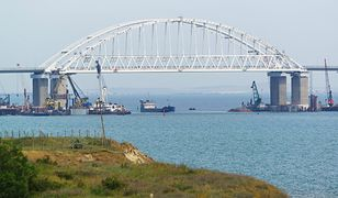 Morze Azowskie to oddzielona Półwyspem Kerczeńskim część Morza Czarnego, u wybrzeży Ukrainy i Rosji
