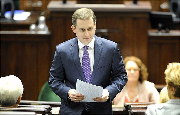 Cezary Tomczyk nowym rzecznikiem rządu, jeśli Małgorzata Kidawa-Błońska zostanie marszałkiem Sejmu