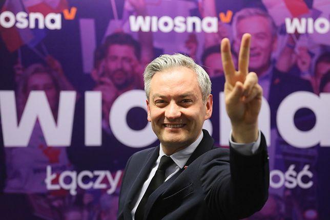 Wybory prezydenckie 2020. Robert Biedroń jednym z kandydatów