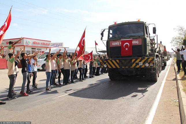 Izrael potępia turecką inwazję w Syrii. Jest reakcja Polski