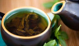 Zielona herbata dla zdrowia i urody