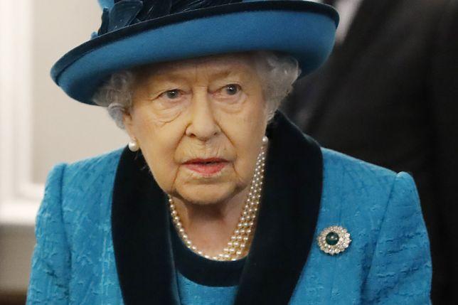 Królowa Elżbieta wystosowała oficjalny komunikat po ataku terrorystycznym