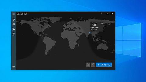Nowy wygląd systemu Windows 10. Wersja 21H2 poprawi aplikacje systemowe