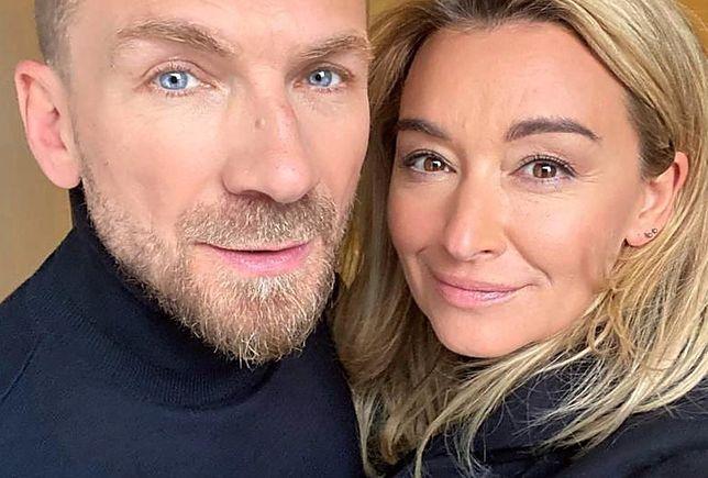 Martyna Wojciechowska i Przemek Kossakowski - czy będą razem pracować?