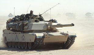 Czołgi M1A2 Abrams. Rosja rozwija broń, która ma je pokonać