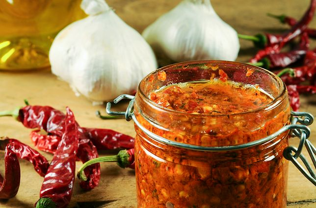 Harissa – piekielnie ostra pasta. Jak jej używać?