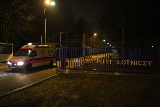 Polacy ranni w zamachu w Tunezji przylecieli do kraju