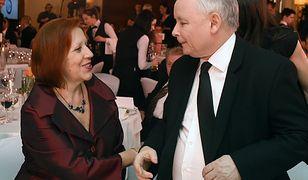 Barbara Skrzypek współpracuje z Jarosławem Kaczyńskim od 30 lat.
