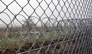 Serbsko-węgierska granica w Roeszke