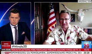 Sylwester Latkowski pyta Jacka Kurskiego o jego stanowisko na temat homofobii