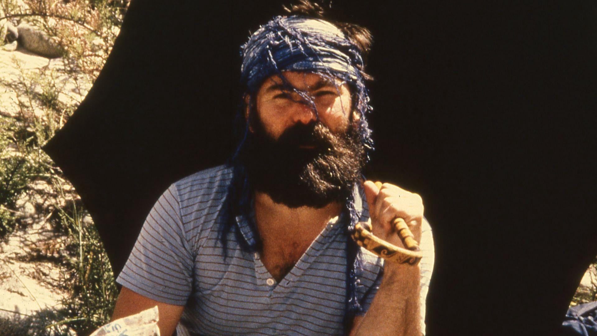 Janusz Majer, rok 1986 / fot. Krystyna Palmowska