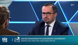 """Horała o sytuacji w polskiej szkole:  """"Nie słyszałem o takich przypadkach"""""""