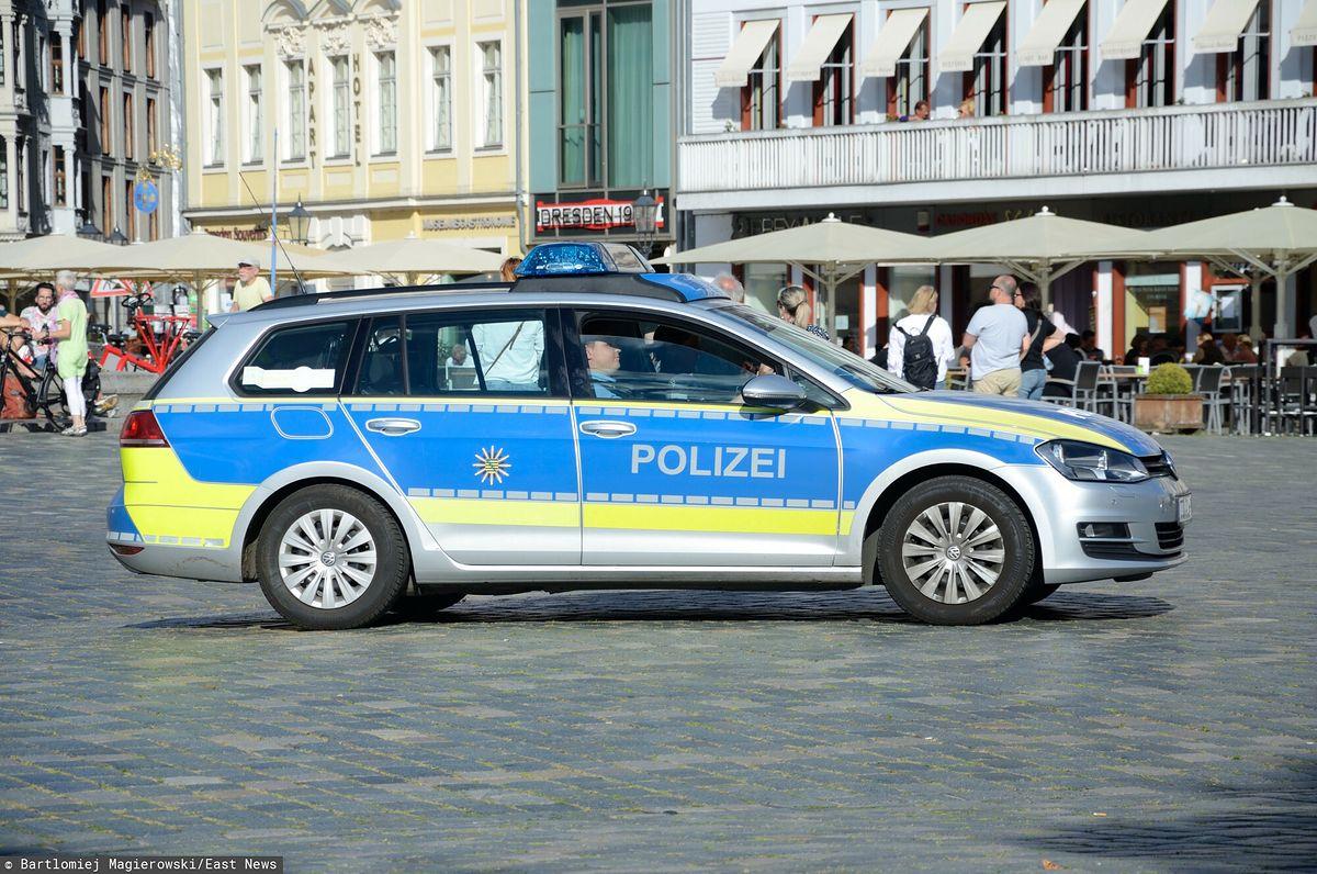 Niemcy. Atak nożownika centrum miasta. Są ranni