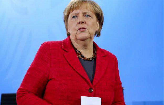 Angela Merkel: potrzeba narodowego wysiłku, by deportować część migrantów. To nie podlega dyskusji
