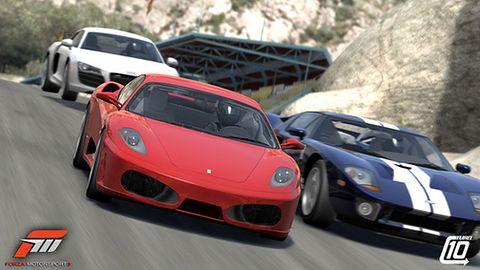 Demo Forza Motorsport 3 nadjeżdża