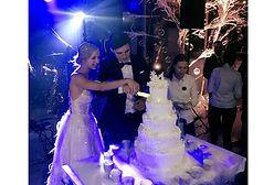 Michał Żyro i Aleksandra Ścibor nie pokazali zdjęć ze ślubu. Zrobili to za nich znajomi
