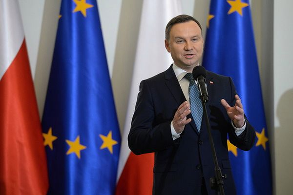 Prezydent do Władimira Putina: Polska konsekwentnie sprzeciwia się stosowaniu terroru