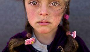 Portret Zahry, fot. Muhammed Muheisen