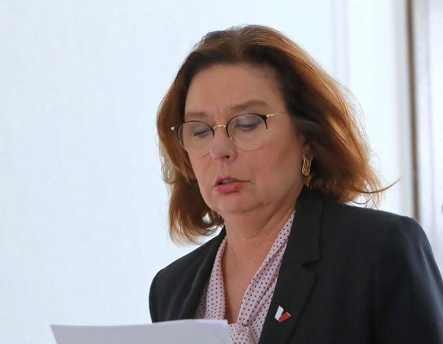 """Koronawirus w Polsce. Małgorzata Kidawa-Błońska: """"Tracimy czas"""""""