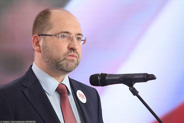 """Bielan z """"nową partią"""". Polityk uderza w Gowina i mówi o """"przestępczości"""""""