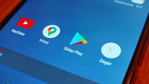 Google Sklep Play: usunięto 164 złośliwe aplikacje. Łącznie miały ponad 10 milionów pobrań
