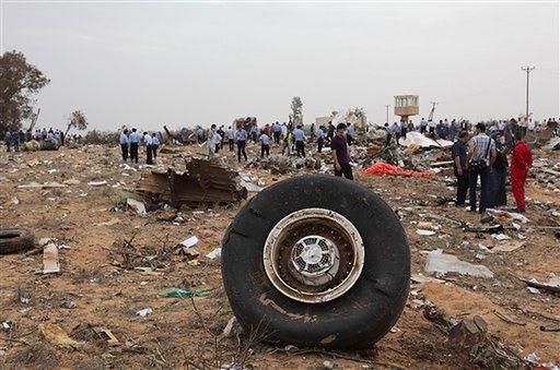 Holendrzy pomogą identyfikować ofiary katastrofy w Libii