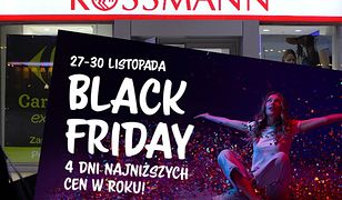 Black Friday 2020 w Rossmann. Zniżki aż do 75 proc.!