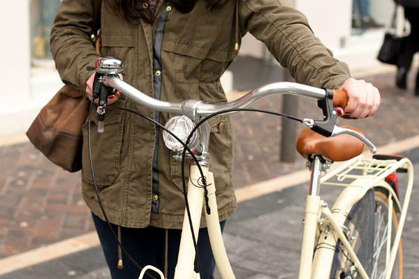 Trójmiejscy rowerzyści jeżdżą również zimą