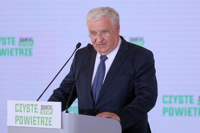 Prezes NFOŚiGW Kazimierz Kujda miał oddać się do dyspozycji prezesa PiS