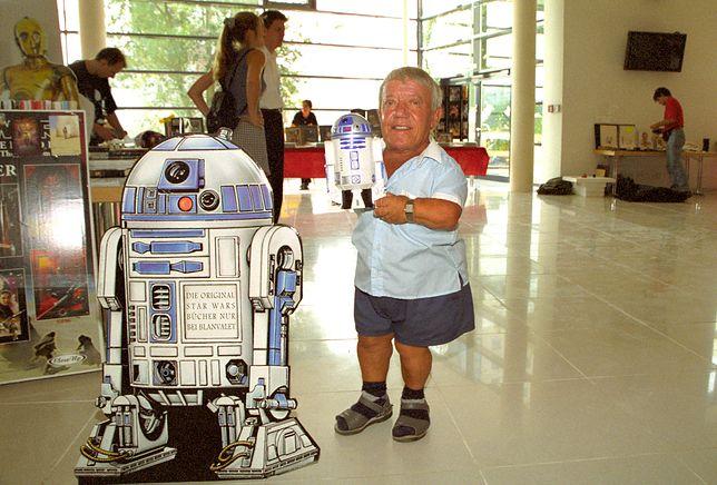 #dziejesiewkulturze: nieżyjący odtwórca roli R2-D2 ma godnego następcę