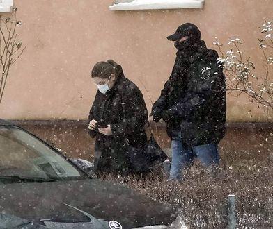 Ochrona Krystyny Pawłowicz. Zdjęcia