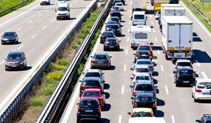 Korki na autostradach znikną za dwa lata. Minister składa deklarację