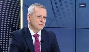 Minister cyfryzacji zabiera głos ws. Adama Andruszkiewicza