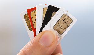 Pożyczasz zarejestrowane karty SIM? Operator może zablokować numer