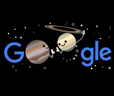 To dziś. Koniunkcja Saturna i Jowisza. Ostatnia była 400 lat temu