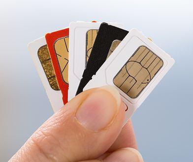 MSWiA: mniej fałszywych alarmów. To zasługa konieczności rejestracji kart SIM