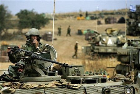 Izrael wkroczył do Libanu?