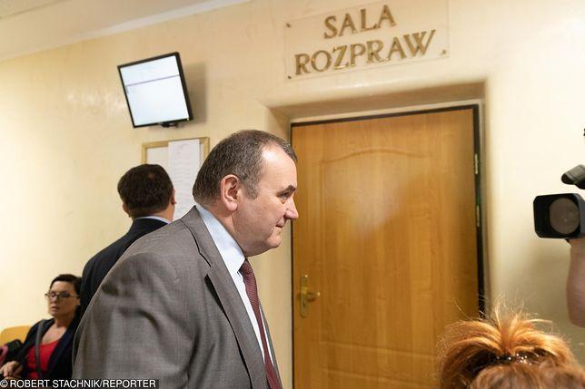 Sprawa Stanisława Gawłowskiego. Żona działacza PiS miała przeszukiwać biuro posła PO
