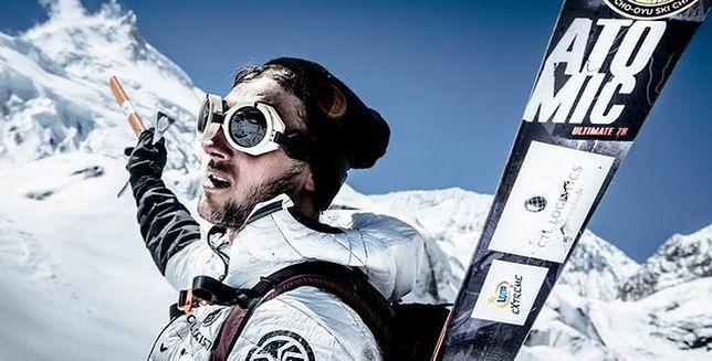 Polak jako pierwszy na świecie zjechał z Broad Peak