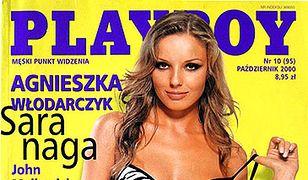 Agnieszka Włodarczyk w Playboyu