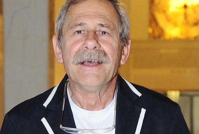 """Andrzej Strzelecki, aktor m.in. """"Klanu"""", jest chory na raka"""