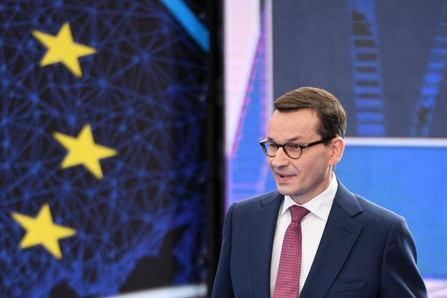 """Morawiecki kpi ze swoich poprzedników. """"Troszkę interesuję się gospodarką"""""""