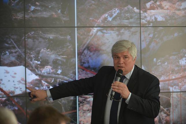 Podkomisja smoleńska informuje o materiałach wybuchowych. Maciej Lasek: A kto z tych ludzi cokolwiek badał?