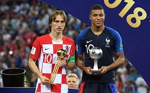 Wybrano najlepszego piłkarza mundialu!