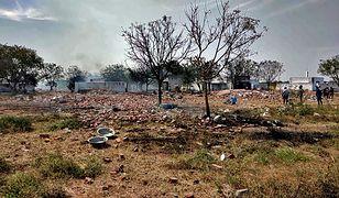 Indie. Eksplozja w fabryce petard. Jest wiele ofiar