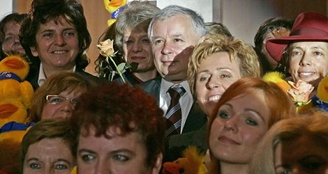 Dziewczyny Prezesa Kaczyńskiego