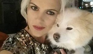 Żona Hollywood zmieniła kolor włosów. Nie jest już blondynką